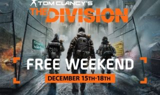 Este fin de semana podremos jugar gratis a The Division en PC