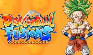 La creación de personajes en Dragon Ball Fusions