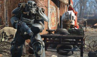 Fallout 4 recibe un pack de texturas de alta resolución y compatibilidad con PS4 Pro