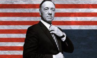 La quinta temporada de House of Cards se estrenará el 30 de mayo