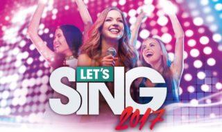 Nuevas canciones llegan a Let's Sing 2017 y Let's Sing 9 Versión Española con su tercer DLC