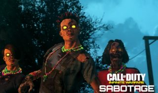 Un vistazo a Rave in the Redwoods, la nueva experiencia zombie para Call of Duty: Infinite Warfare