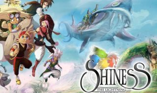 Shiness: The Lightning Kingdom se lanzará durante el primer trimestre del año