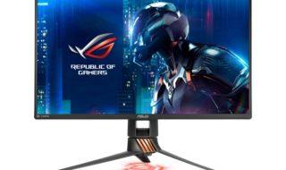 Swift PG258Q, el nuevo monitor de Asus enfocado al gaming