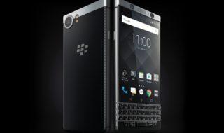 KEYone, el nuevo teléfono de BlackBerry con teclado y Android