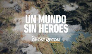Este es el mapa completo de Ghost Recon: Wildlands