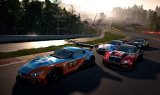 Simbin Studios anuncia GTR 3 para PS4, Xbox One y PC