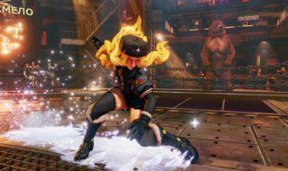 Kolin, nuevo personaje para Street Fighter V