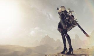 Nier: Automata se deja ver en un nuevo trailer a un mes de su lanzamiento