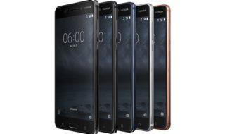 Nokia regresa con varios teléfonos Android y un renovado 3310