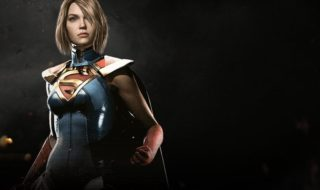 Supergirl lucirá así de bien en Injustice 2