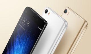 El Xiaomi Mi5, de oferta