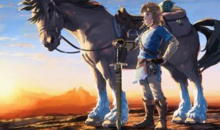 Como se hizo The Legend of Zelda: Breath of the Wild
