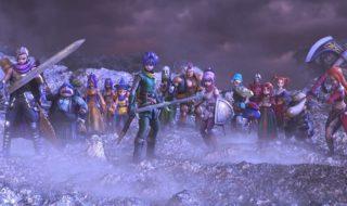Estos son los 15 personajes jugables de Dragon Quest Heroes II