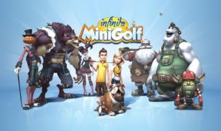 Infinite Minigolf llegará a PS4, Xbox One y Switch durante esta primavera