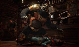 El Gear System de Injustice 2