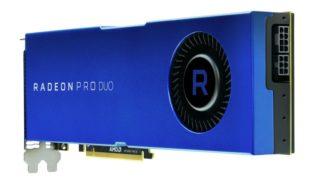 AMD presenta la Radeon Pro Duo