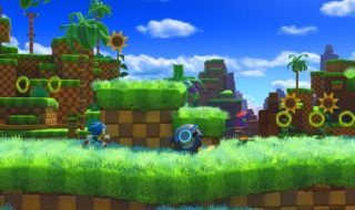 Así luce Green Hill en Sonic Forces