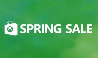 Empiezan las ofertas de primavera en Xbox Live
