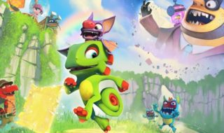 Estas son las notas de Yooka-Laylee en las reviews de la prensa