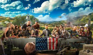 Far Cry 5 presentado oficialmente, llegará en febrero de 2018
