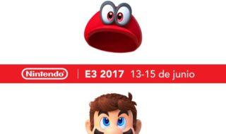 Los planes de Nintendo para el E3 2017