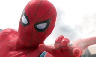 Spiderman: Homecoming repite como película más descargada de la semana