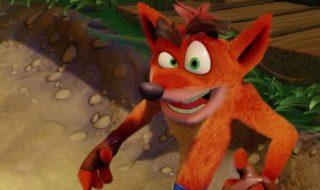 Crash Bandicoot: N.Sane Trilogy repite como juego más vendido durante el mes de julio