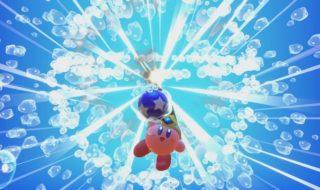 Kirby se dejará caer por Switch en 2018