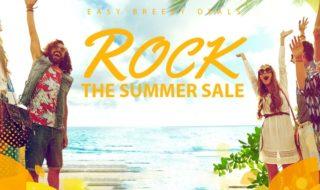 Empiezan las rebajas de verano en Gearbest: Rock the Summer Sale