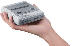 La Nintendo Classic Mini: Super Nintendo se pondrá a la venta el 29 de septiembre