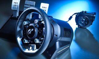 T-GT, el nuevo y prohibitivo volante de Thrustmaster para PS4