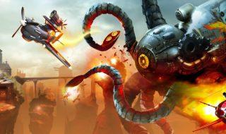 Sine Mora EX llegará el 8 de agosto a Xbox One, PS4 y PC