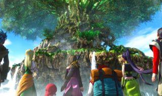 Dragon Quest XI: Echoes of an Elusive Age llegará a Europa en 2018