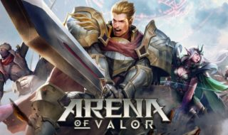 El MOBA Arena of Valor, ya disponible para iOS y Android