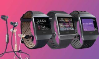 Ionic, el nuevo smartwatch de Fitbit