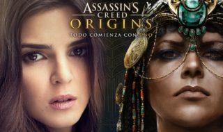 Clara Lago será Cleopatra en Assasin's Creed Origins