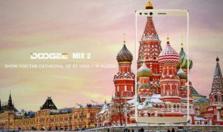 El Doogee Mix 2 ya está aquí