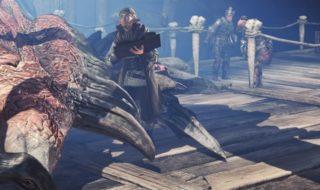 El nuevo sistema de equipamiento de Monster Hunter World