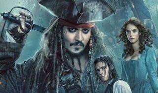 Piratas del Caribe: La venganza de Salazar repite como película más descargada de la semana