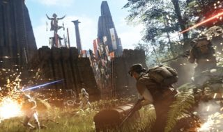 La beta de Star Wars Battlefront II echa a andar
