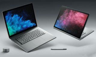 Microsoft presenta el Surface Book 2 junto a la llegada de la Fall Creators Update a Windows 10