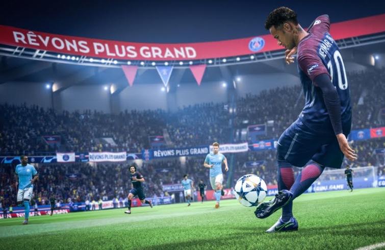 EA incluirá a la UEFA Champions League en FIFA '19