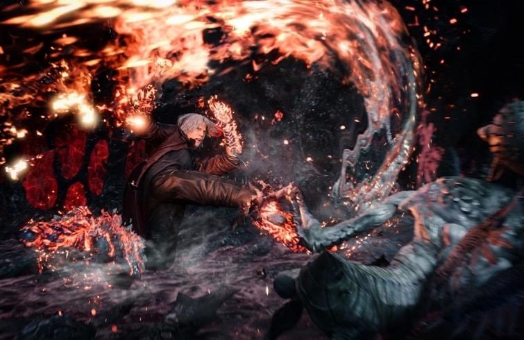 Devil May Cry 5: detallados los bonus de la edición Digital Deluxe