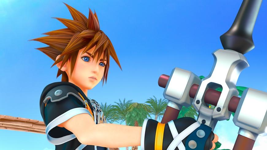 (ACTUALIZADA) Kingdom Hearts: VR Experience llegará este invierno a PSVR