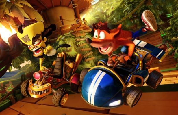 Crash Team Racing: Nitro Fueled tendrá contenido adicional gratuito tras su lanzamiento
