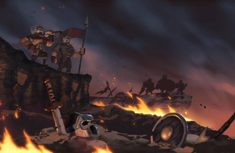 Northgard Conquest