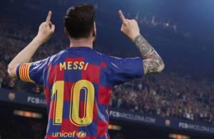 PES 2020 Messi