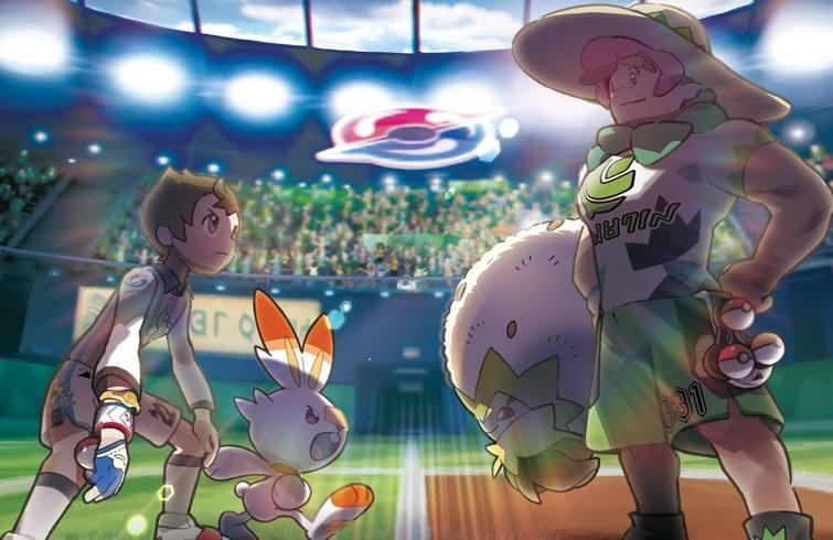 Pokémon Espada Escudo Gigamax