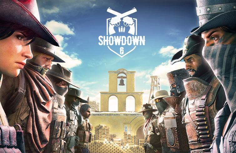 Showdown Rainbow Six Siege